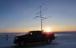 VHF /UHF / SHF Distance Records