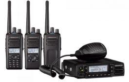 NX-3000 Series lightbar and custom voice prompts | Kenwood Comms