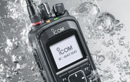 Icom IC-SAT100 Satellite PTT Radio