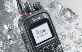 Icom IC-SAT100 Satellite PTT Radio