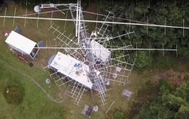 DR9A  – VHF – UHF – Super Contest station [ Video ]