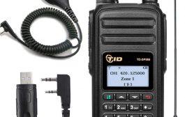 DMR Handheld Review: TID TD-DP580