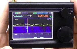 The new Malahit-DSP: A portable all-in-one wideband SDR receiver