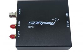 The New SDRplay RSPdx receiver – First Impression: Excellent!