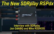 SDRplay RSPdx review and interview