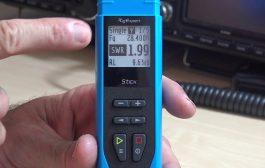 NEW! RigExpert Antenna Vector Analyzer, Stick 230 Review