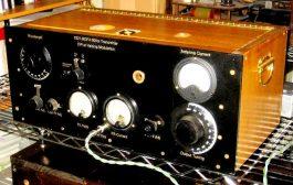Virginia Radio Amateur will Recreate 1906 Fessenden Christmas Eve Broadcast