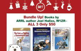 Day 7 Book Bundle – ARRL