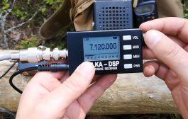 Belka-DSP radio receive
