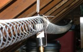 SDR Receiver with a Slinky Antenna