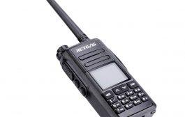 Retevis DMR Dual Band GPS radio RT72
