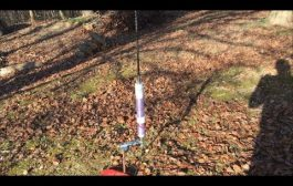 DIY Vertical Antenna – WRC Clone – On Air Test