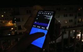 Es'hailSat 2 portable reception