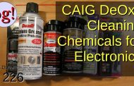 CAIG DeOxit Cleaning Chemicals for Electronics
