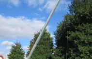 Build a 25'-50' free standing Tilt then Crank up tower antenna