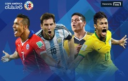 XR44COPA – Copa América 2015