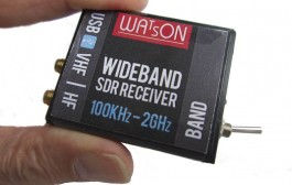 W-SDRX1 High Performance SDR Receiver