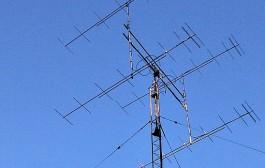 2m Yagi Beam Antenna   144 MHz 10 Element Super-Light High Gain OWL G/T