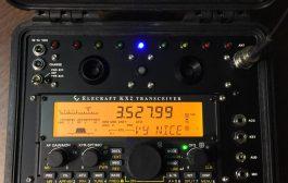 Elecraft KX2 upgrade kit by RadioSet-GO