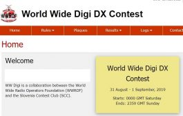 World Wide Digi DX Contest