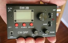 SW-3B QRP CW transceiver