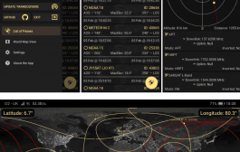 Look4Sat: Radio satellite tracker – APP