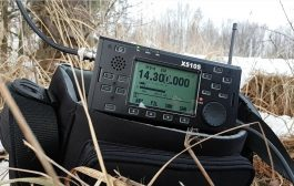 Xiegu X5105 Field Test. MFJ-1979 Antenna, 5 watt POTA activation.