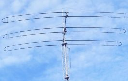 Heights Tower and SteppIR DB-18 Beam at N6GR (#243)