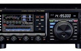 Yaesu FT-DX3000 overview with G0TAN