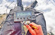 Radio Travels, DX, SOTA & Collab With Fieldcraft Survival!