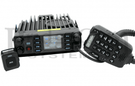 Unboxing the AnyTone AT-D578UV III Pro DMR/FM Mobile Radio