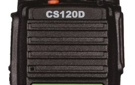 Connect Systems CS120D UHF DMR   Newest DMR Handheld from Connect Systems