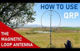 How to use the Magnetic Loop Antenna – Spring RELAX