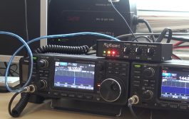 RigExpert TI-3000 USB Transceiver Interface, HF Digital Modes, FT-8/FT-4/PSK