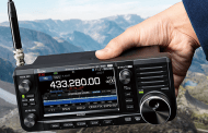ICOM  IC-705 SDR transceiver Update