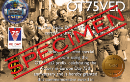 OT75VED – Victory in Europe Day