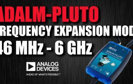ADALM PLUTO Frequency Expansion Modification Plus CPU Cores