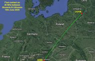 LY2YR completes contact with S50B for another first on the new 40 MHz band