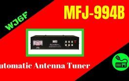 MFJ 994B InteliTuner Automatic Antenna Tuner