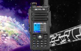 Retevis RT82 DMR Dual Band Handheld Radio – Review