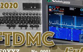 FT8DMC 3rd Anniversary-Activity Days 2020