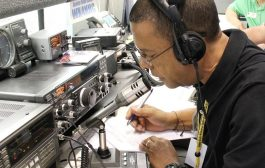 National Hurricane Center's WX4NHC Annual Station Test is Successful