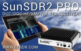 SunSDR2 PRO Review by RadCom