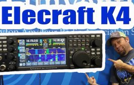 Elecraft K4 Debut from 2019 Dayton Hamvention