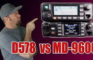 Anytone AT-D578 vs TYT MD-9600 | DMR Mobile Radio Comparison