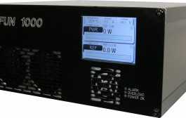 TAJFUN 1000 50 MHz – 1KW