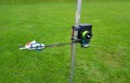 HF/VHF LINEAR LOADED VERTICAL ANTENNA