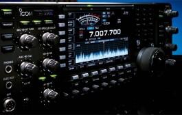 Icom IC-7700 + QST Review