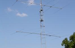 EF155SL – 21 MHz  Mono band antenna by YU7EF