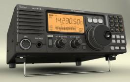 Icom IC 718 – HF Transceiver